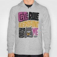 C.R.E.A.M. Cats Rule Eve… Hoody