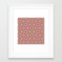 Seein' Stars Framed Art Print