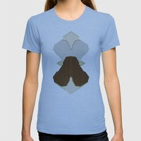 48 Womens Fitted Tee Athletic Blue SMALL