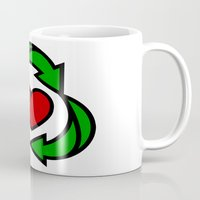 U CAN EvEn RecIcLe ThIs Mug