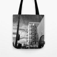 Inner Liquors Black & Wh… Tote Bag