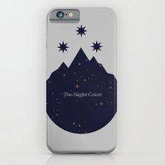 The Night Court Slim Case iPhone 6s