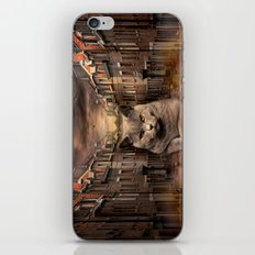 The City Cat Diesel iPhone & iPod Skin
