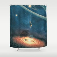 My Dream House Is In Ano… Shower Curtain