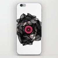 datadoodle 005 iPhone & iPod Skin