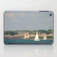sail away iPad Case