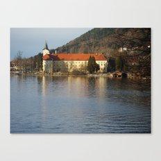 Tegernsee Germany Canvas Print