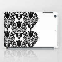 Black & White iPad Case