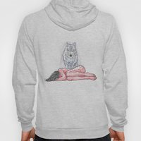 Wolf and I Hoody