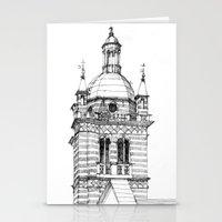 Campanile Della  Cattedr… Stationery Cards