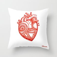 Some people say it's just rock 'n' roll. Aw, but it gets you right down to your soul. Throw Pillow