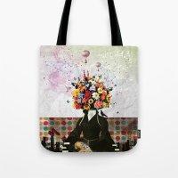 Madame Noon Tote Bag