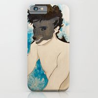 iPhone & iPod Case featuring Beast by Cat Rocketship