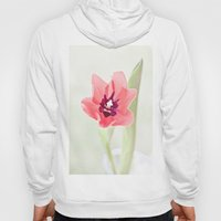 Pretty Pink Tulip Hoody
