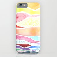 iPhone & iPod Case featuring Tuesday Morning by Amanda Brown