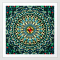 Jewel Of The Nile Art Print