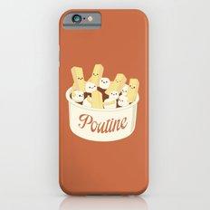 Poutine iPhone 6 Slim Case