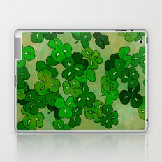 shamrocks Laptop & iPad Skin