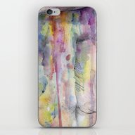Learn To Appear iPhone & iPod Skin