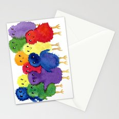 Easter Chicks Stationery Cards