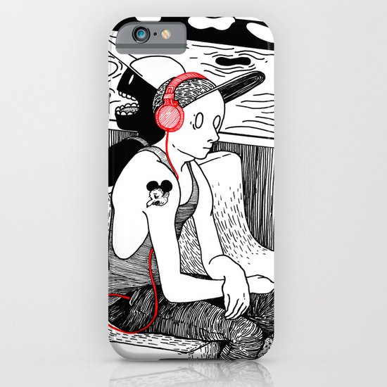 As The Lights Go By iPhone & iPod Case