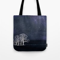 The Fabric Of Space And … Tote Bag