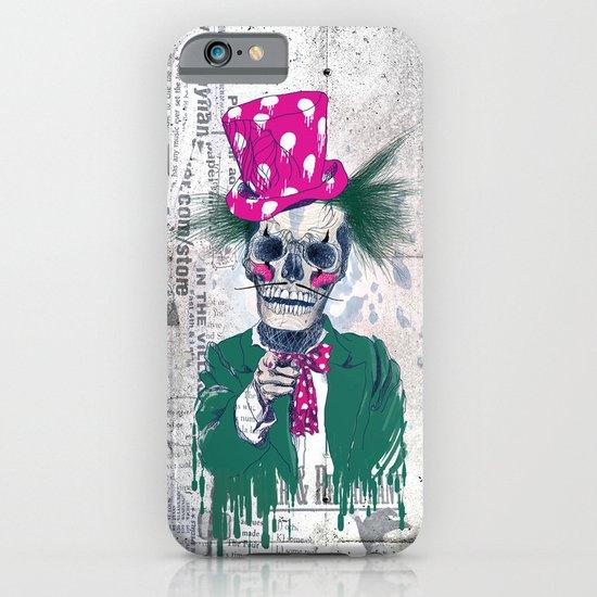Skully Sam iPhone & iPod Case