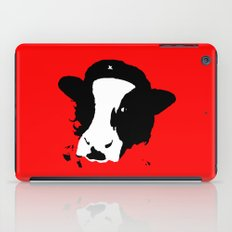 Cowmmunist! iPad Case