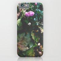 iPhone & iPod Case featuring Garden by @lauritadas