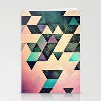 Xtyrrk Stationery Cards