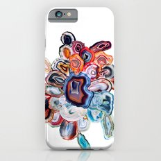 Earth's Loveliness, Agate Collection iPhone 6 Slim Case