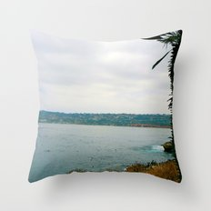 Into the Distance Throw Pillow