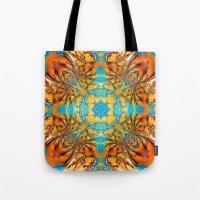 Mandala #4 Tote Bag