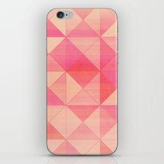 Pink : Pattern iPhone & iPod Skin