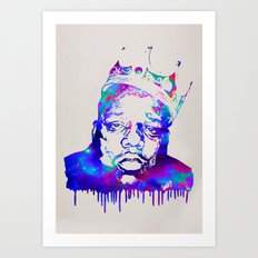 Notorious Art Print