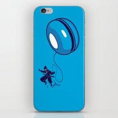 ninja yo-yo iPhone & iPod Skin