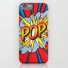 POP Art Exclamation iPhone 6 Slim Case