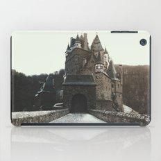 Finally, a Castle - landscape photography iPad Case