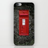 Postbox iPhone & iPod Skin