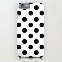 iPhone & iPod Case featuring Polka Dots. by 10813 Apparel