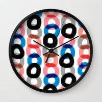 Polo Chain Wall Clock