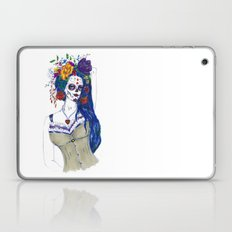 Scull Candy Lady Laptop & iPad Skin