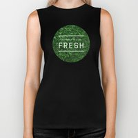 Stay Fresh Biker Tank