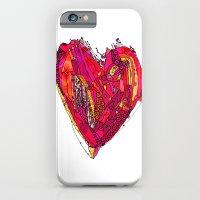 Funky Heart iPhone 6 Slim Case
