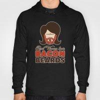 Bacon Beard (women's Ver… Hoody