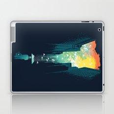 I Want My Blue Sky Laptop & iPad Skin