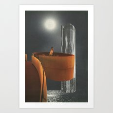 Ghosts of Princes in Towers Art Print