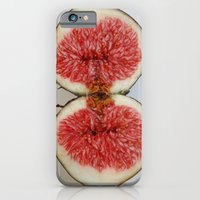iPhone & iPod Case featuring Fig 1 by Lou Gibbs