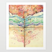 Where Everything Is Musi… Art Print