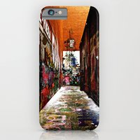 iPhone & iPod Case featuring Alley  by SilverFoxRun